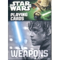 Star Wars Weapons - Armas playing cards